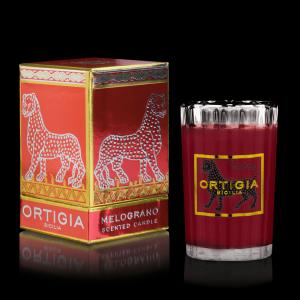Ortigia Sicilia scented candle Melograno 160 gr.-1