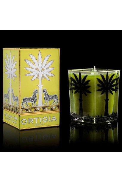 ortigia Sicilia scented candle Lime di Sicilia