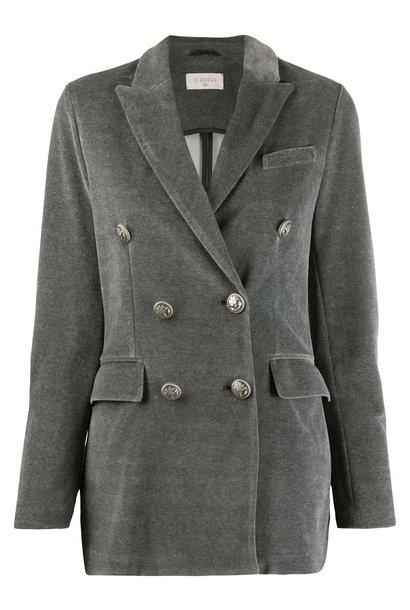 blazer velours circolo FD1656