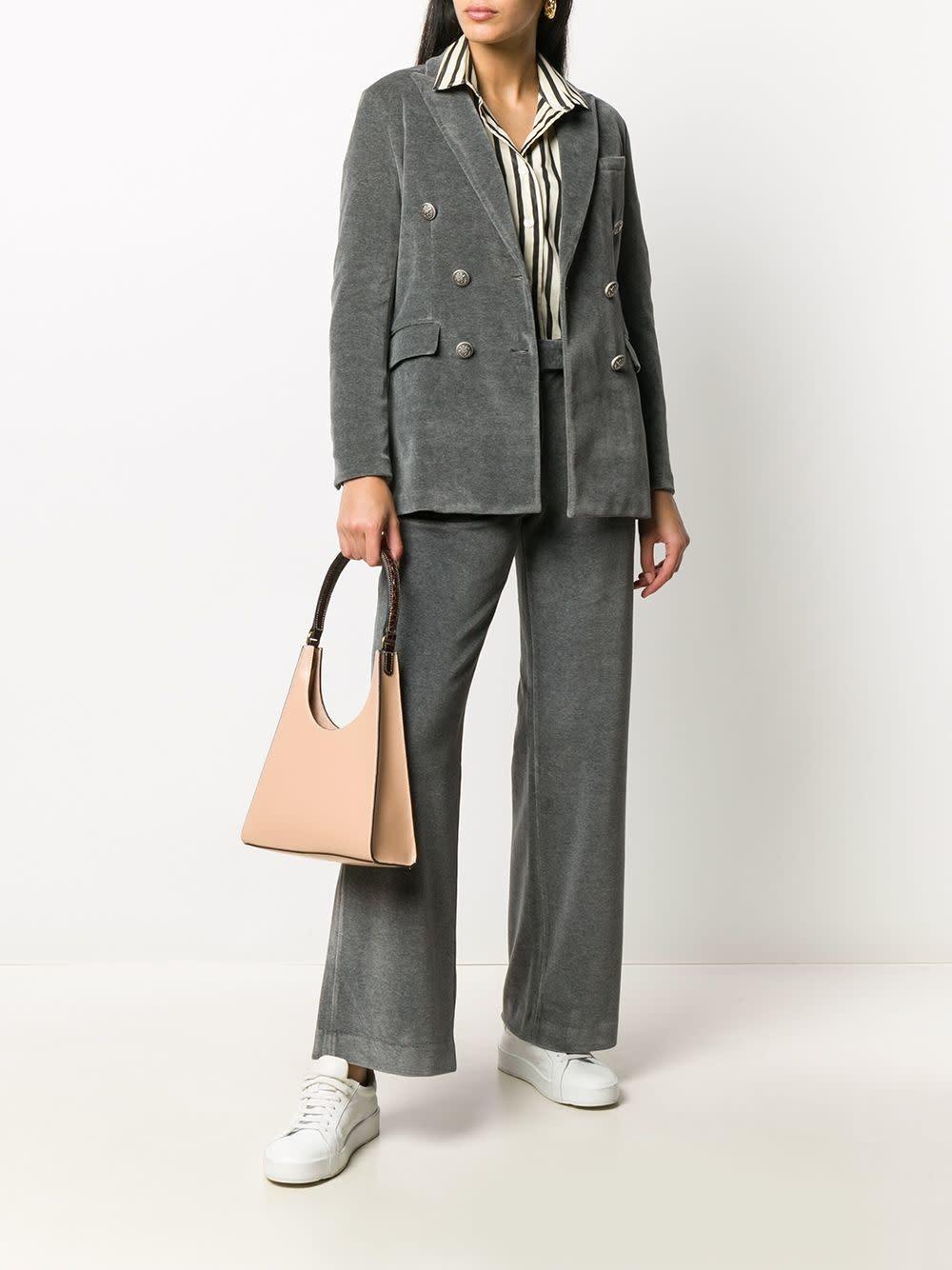 blazer velours circolo FD1656-2
