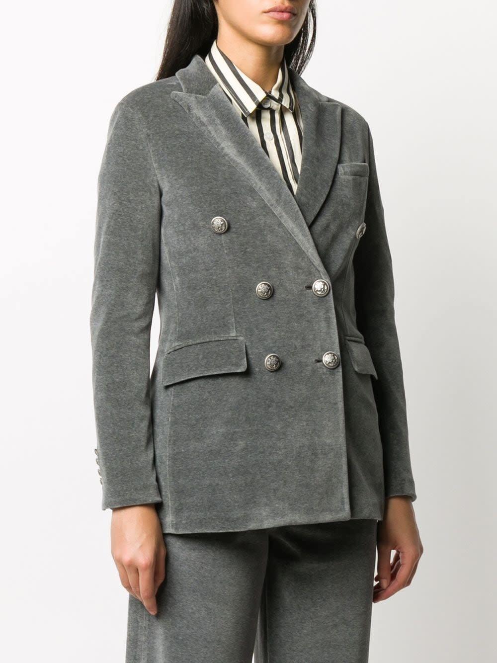 blazer velours circolo FD1656-3