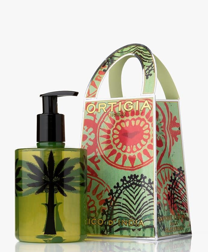 Ortigia Sicilia Liquid soap fico d'India 300ml-2