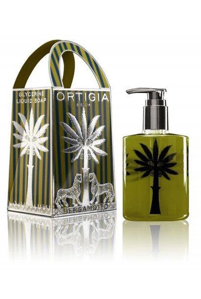 Ortigia Sicilia liquid soap Bergamotto 300ml