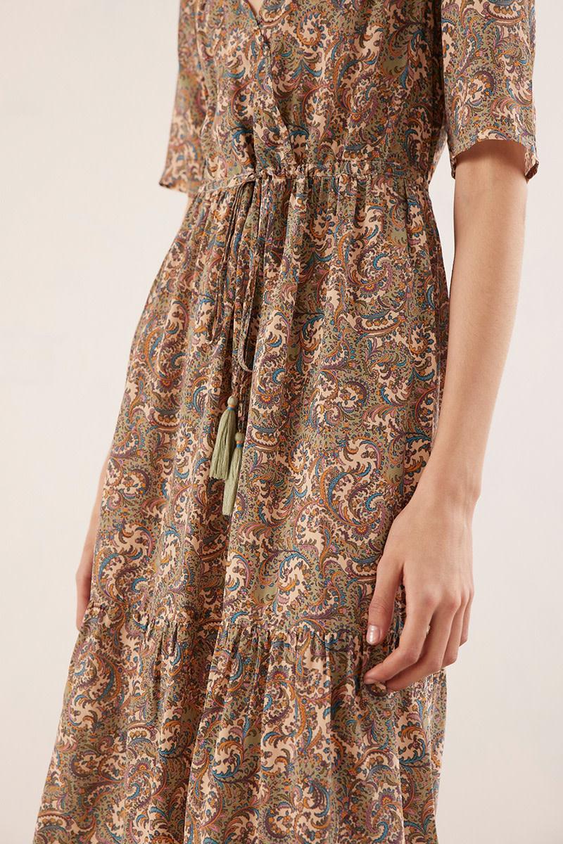 Rafaelle dress Vanessa Bruno-4