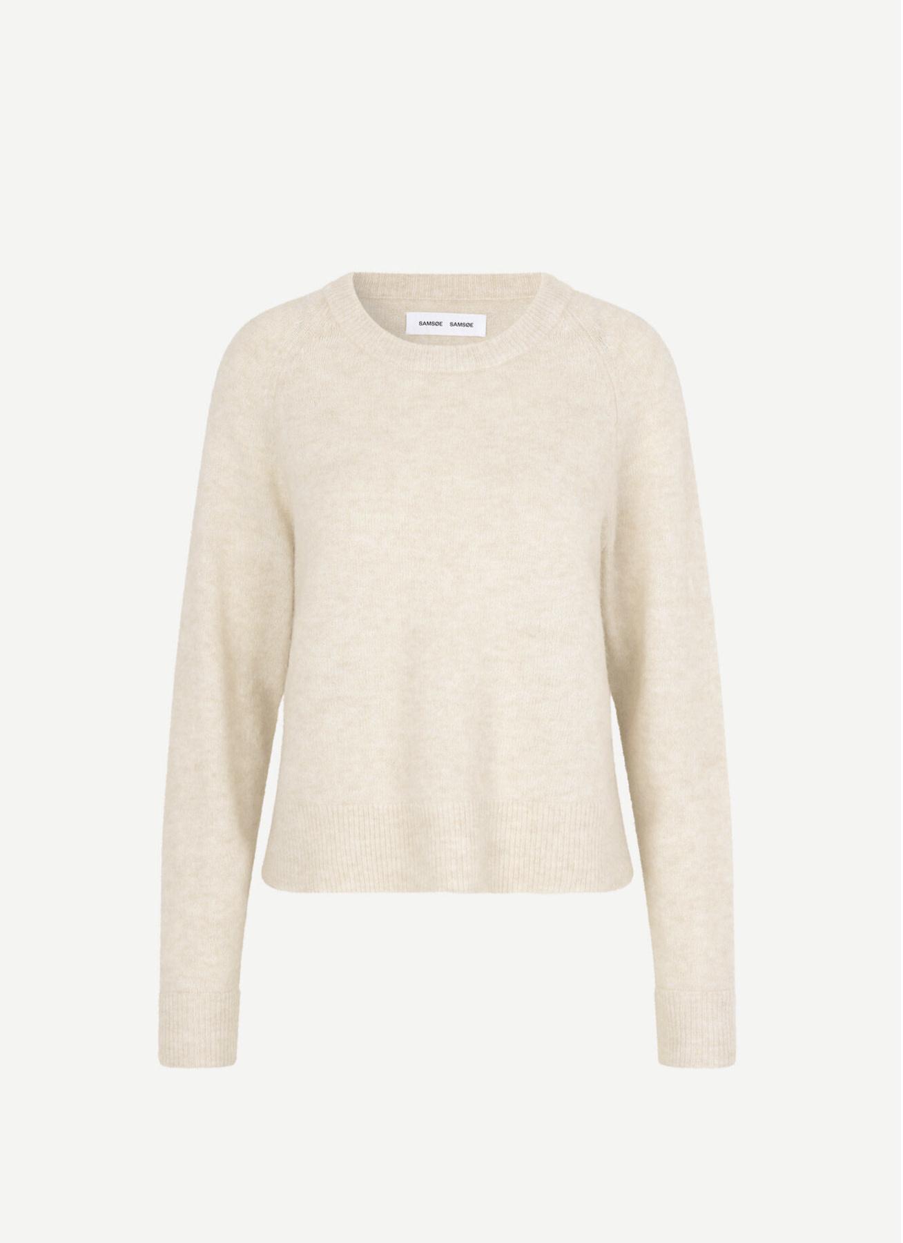 Nor O-N short sweater Samsoe Samsoe-1