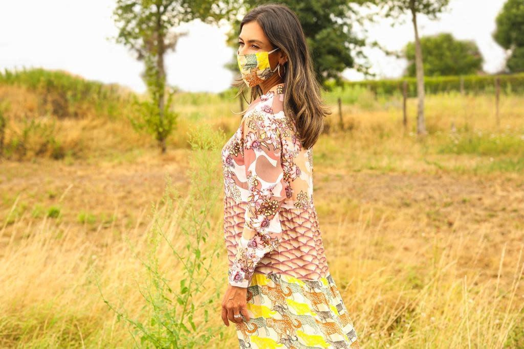 Irene gryte dress Yess-1