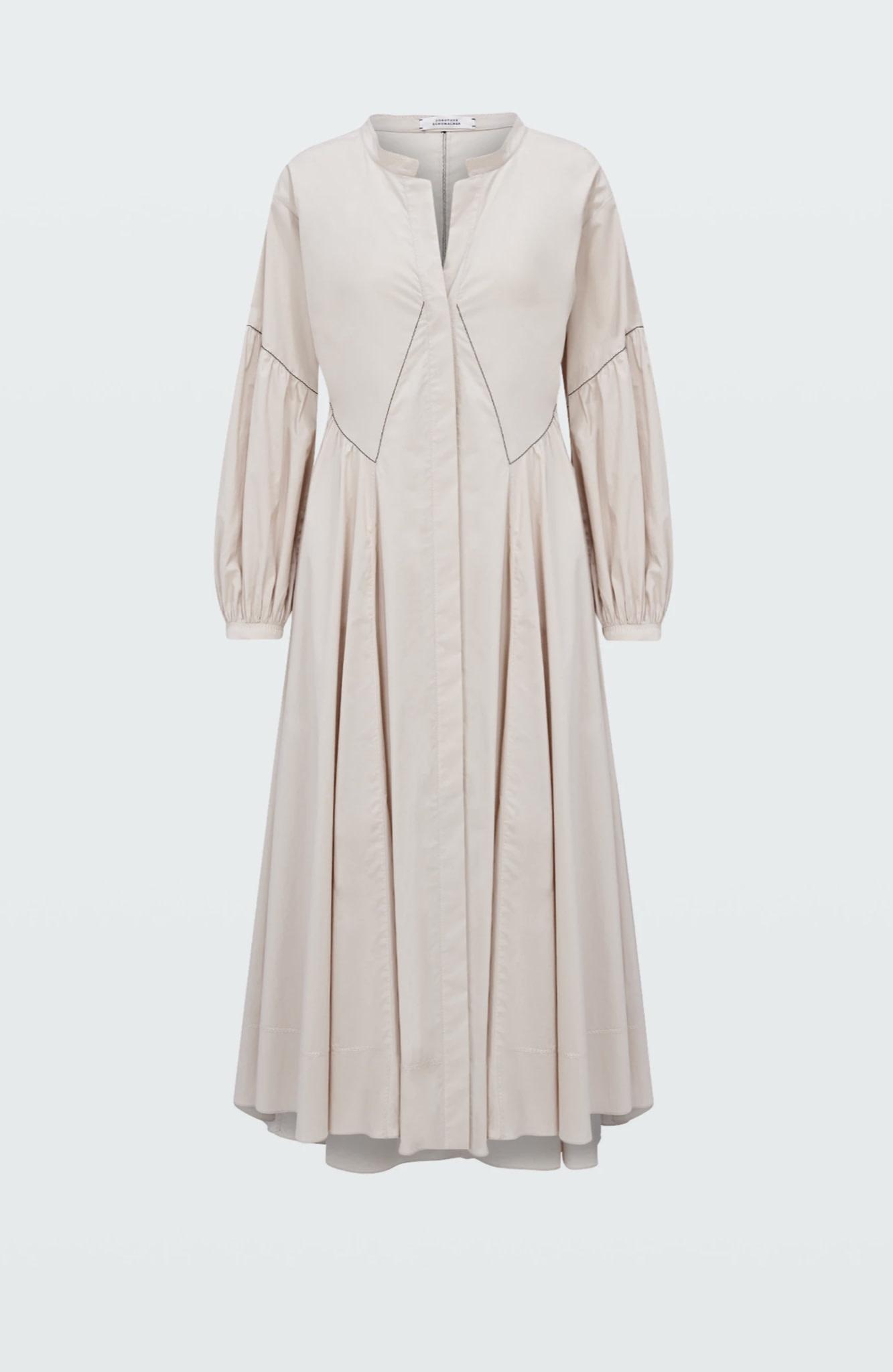 Popeline power dress dorothee schumacher-8