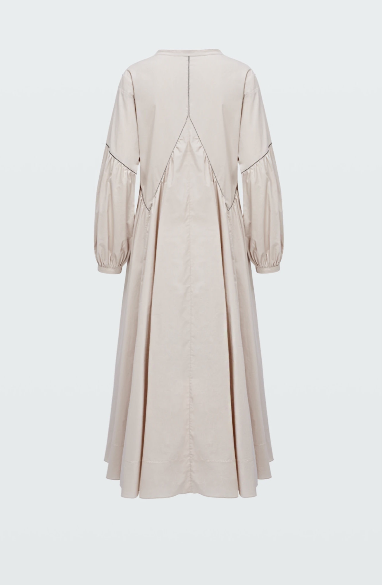 Popeline power dress dorothee schumacher-9