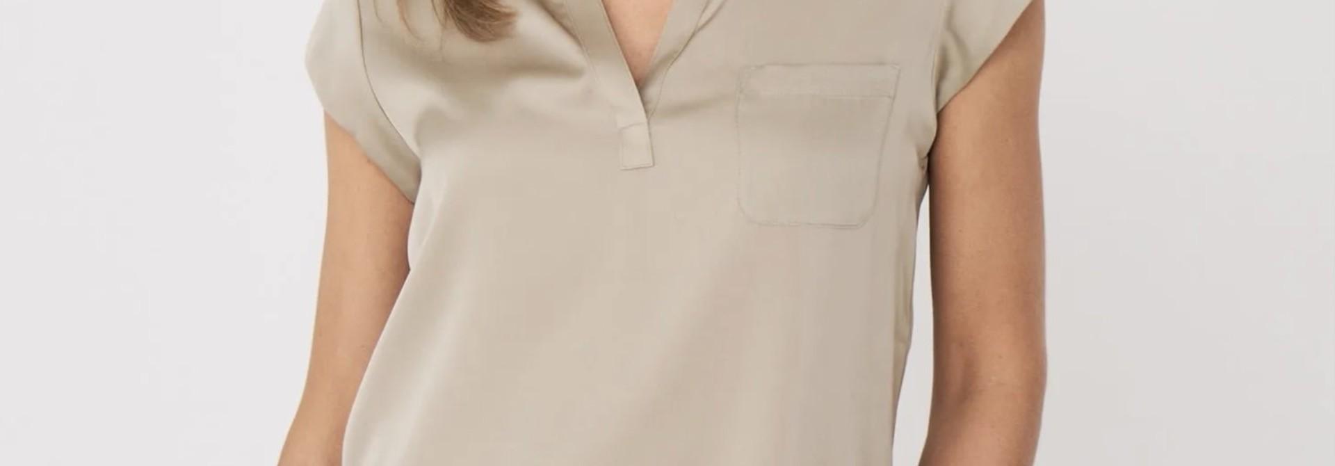 blouse repeat 600003