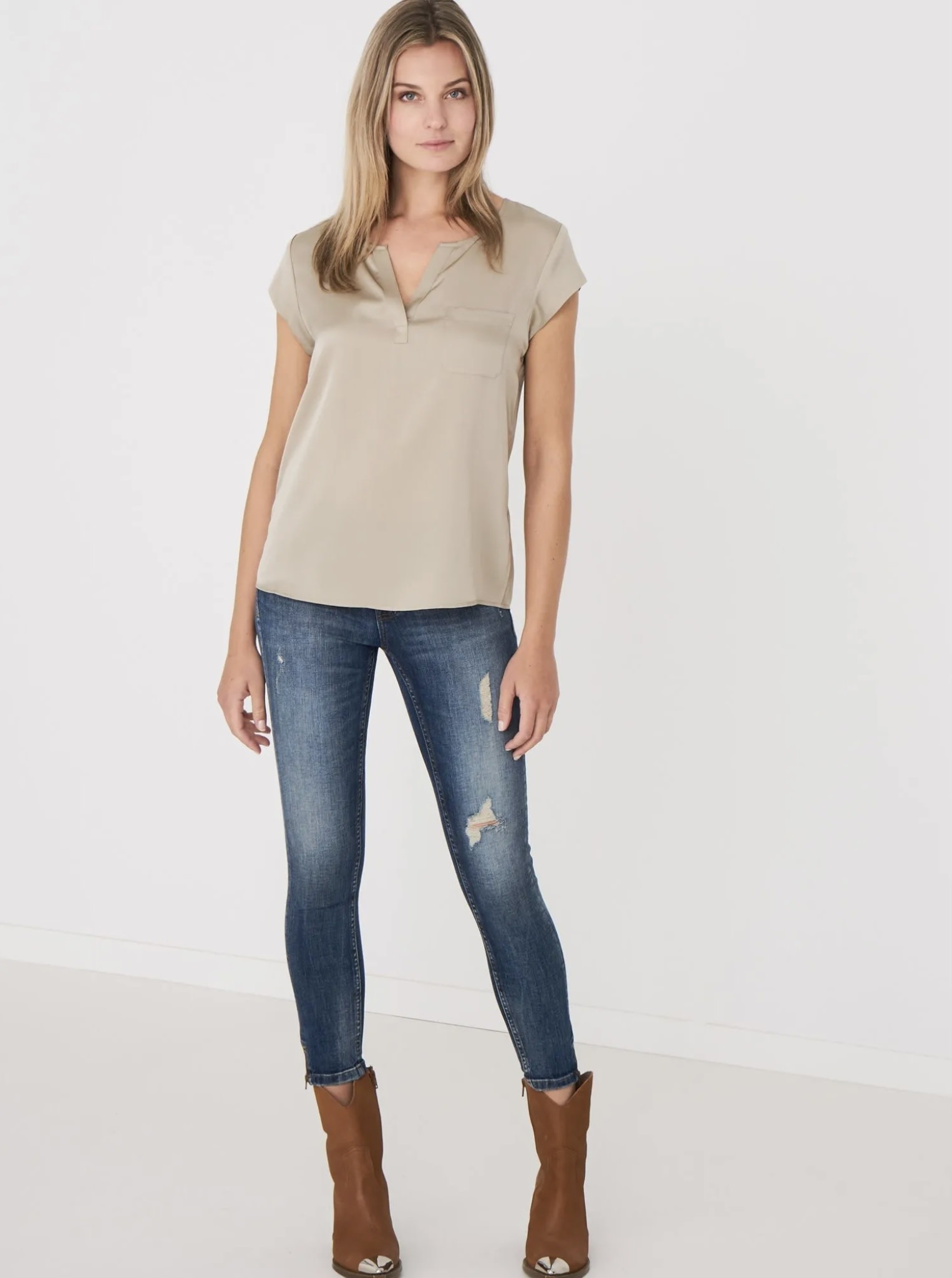 blouse repeat 600003-4