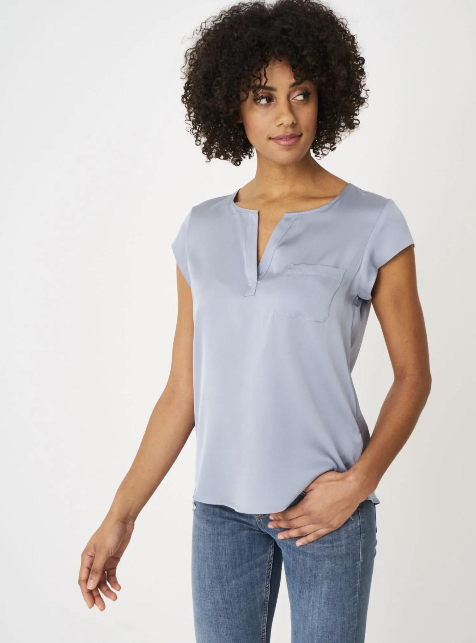 blouse repeat 600003-5