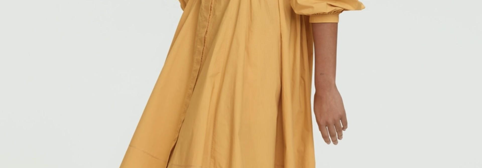 Popeline power dress Dorothee schumacher