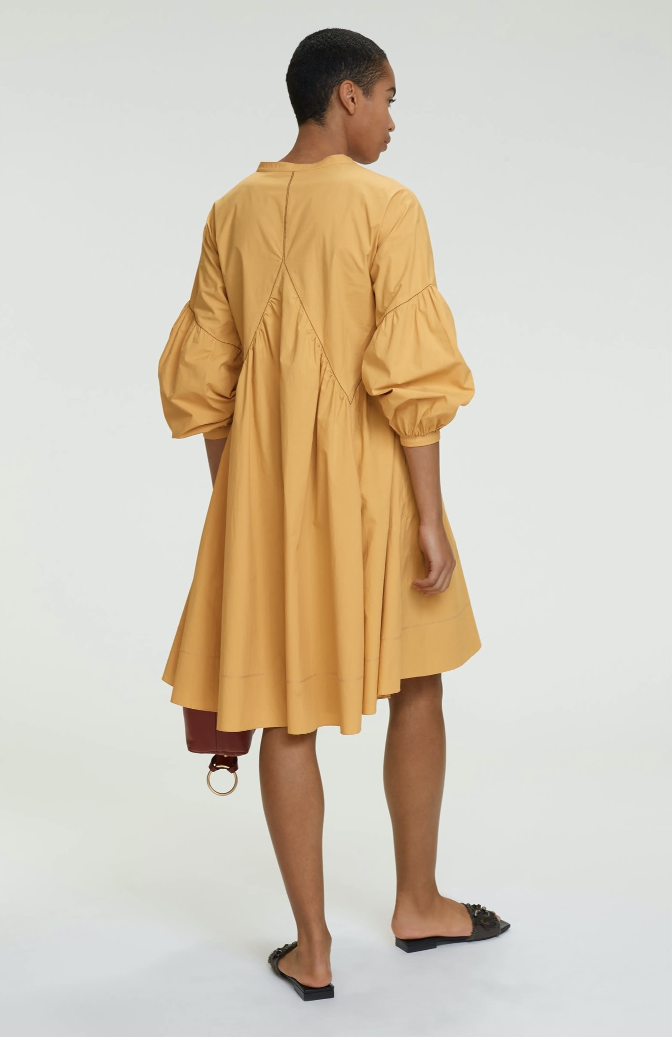 Popeline power dress Dorothee schumacher-5