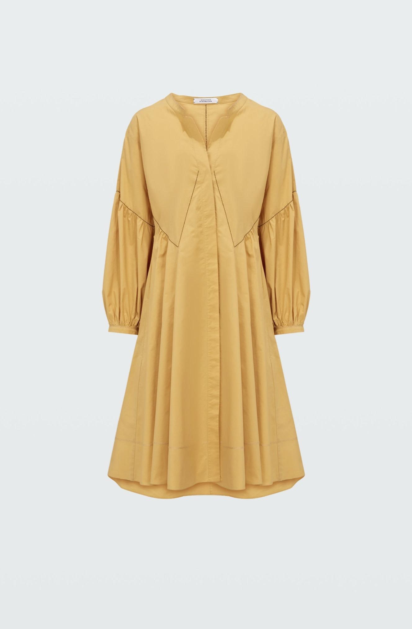 Popeline power dress Dorothee schumacher-7