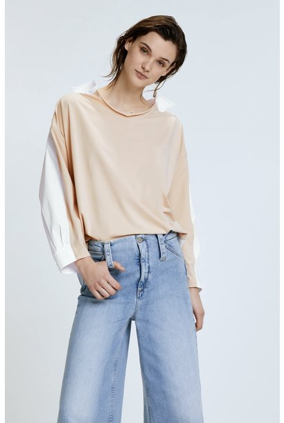 Cool contrast shirt dorothee schumacher