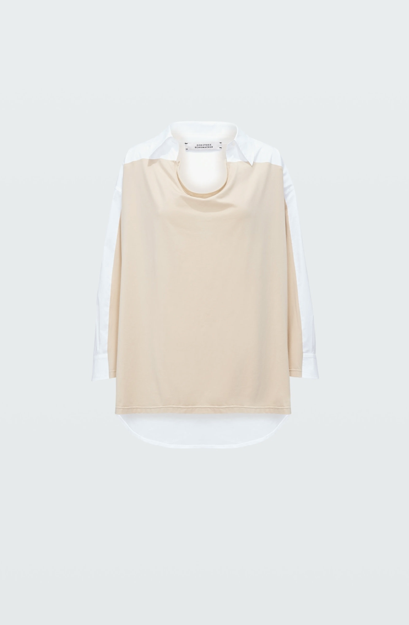 Cool contrast shirt dorothee schumacher-4