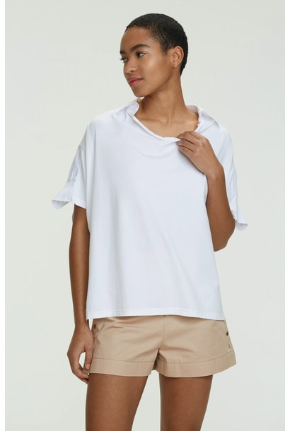 Cool contrast shirt blouse SS Dorothee Schumacher