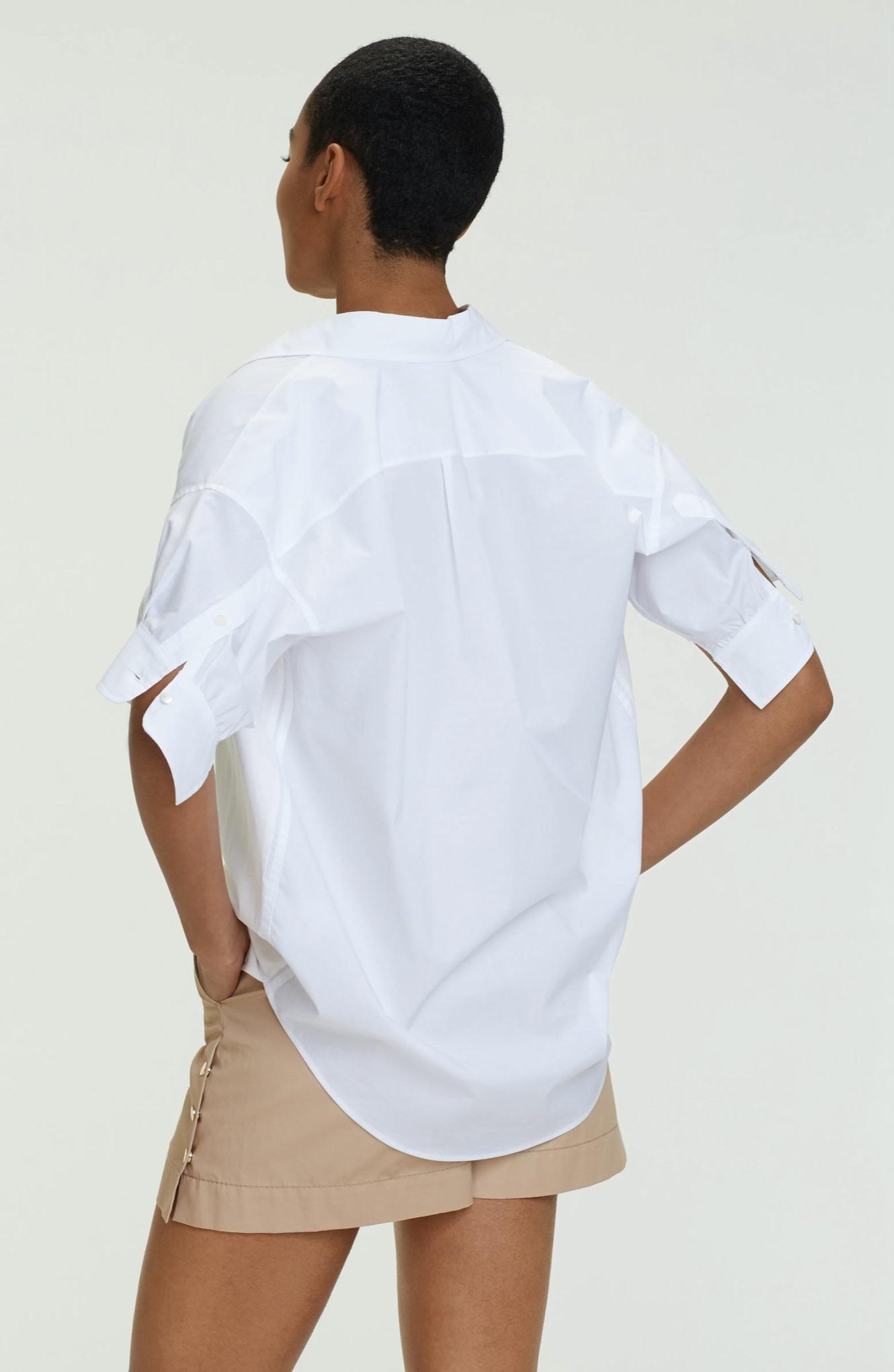 Cool contrast shirt blouse SS dorothee schumacher-3