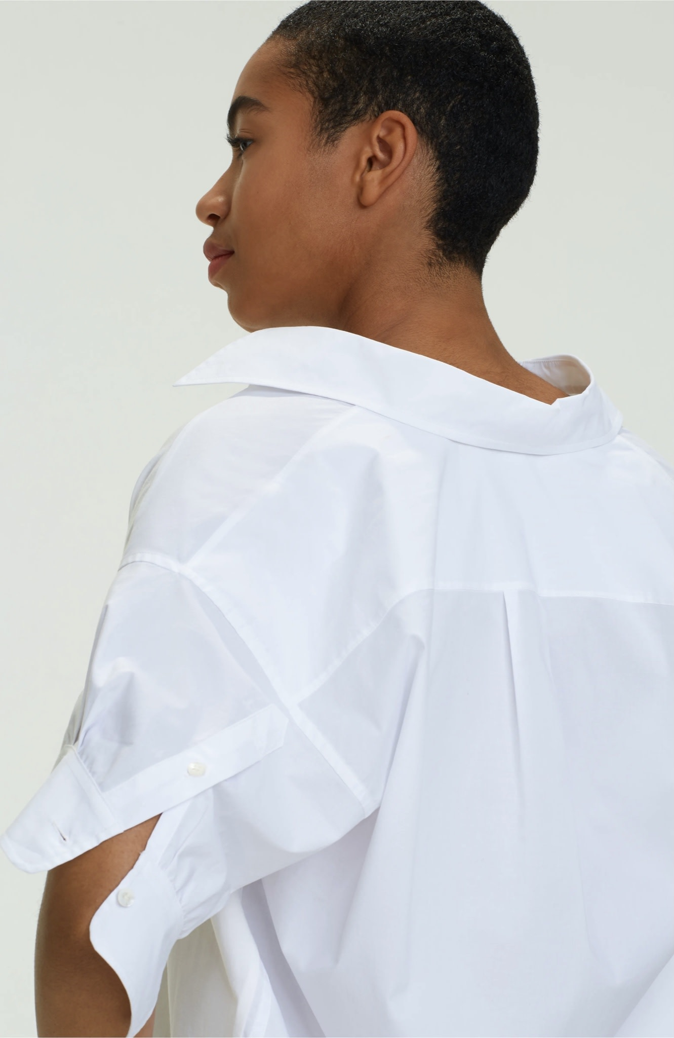 Cool contrast shirt blouse SS dorothee schumacher-4
