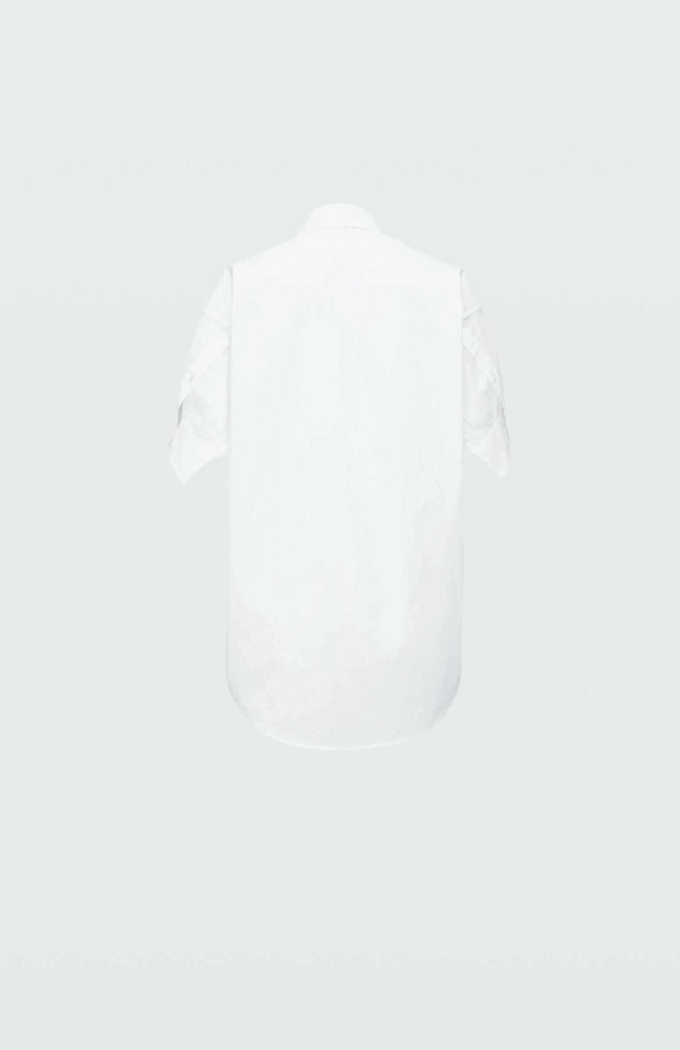 Cool contrast shirt blouse SS dorothee schumacher-7