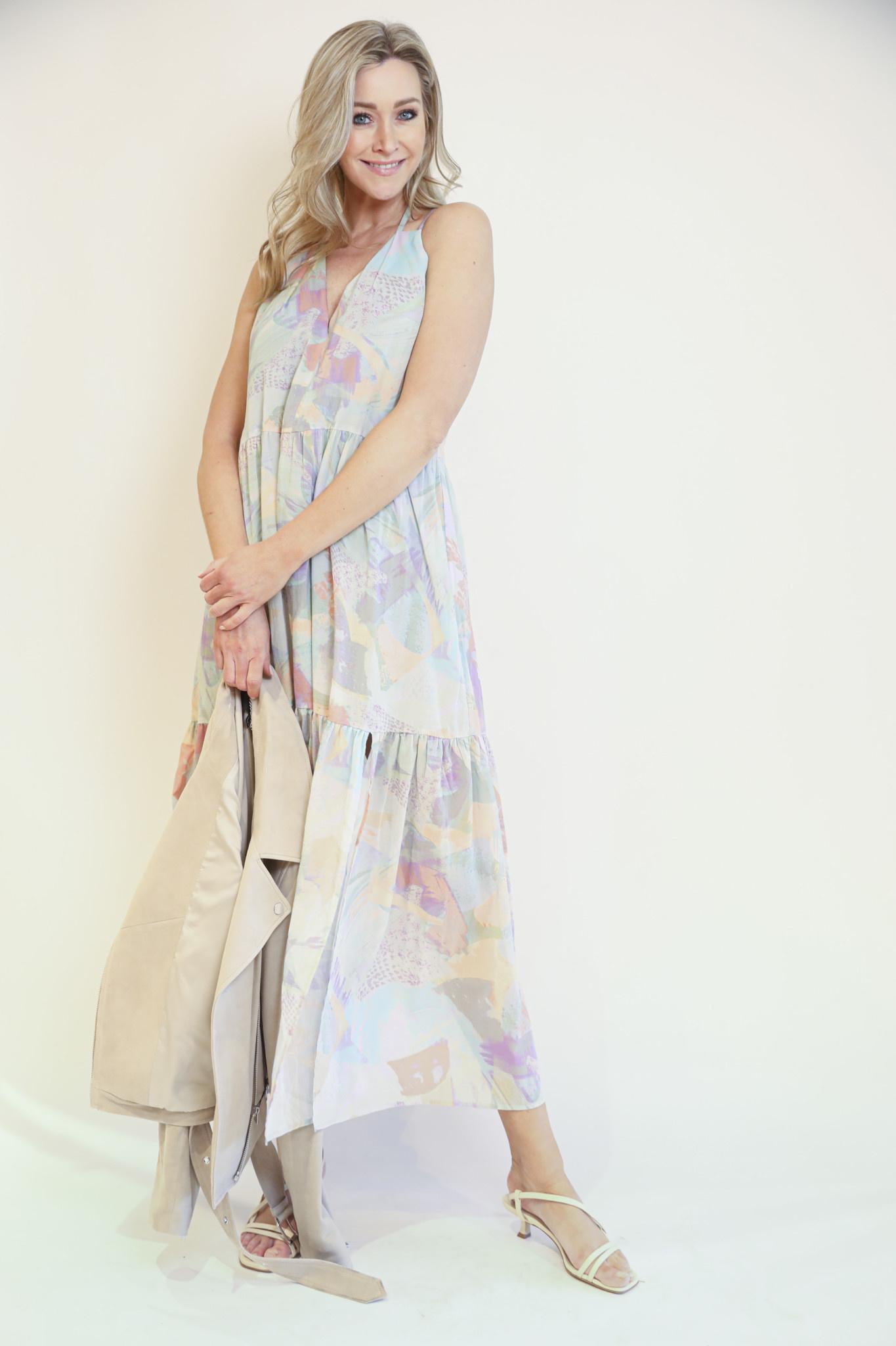 Mauge dress Iro-1