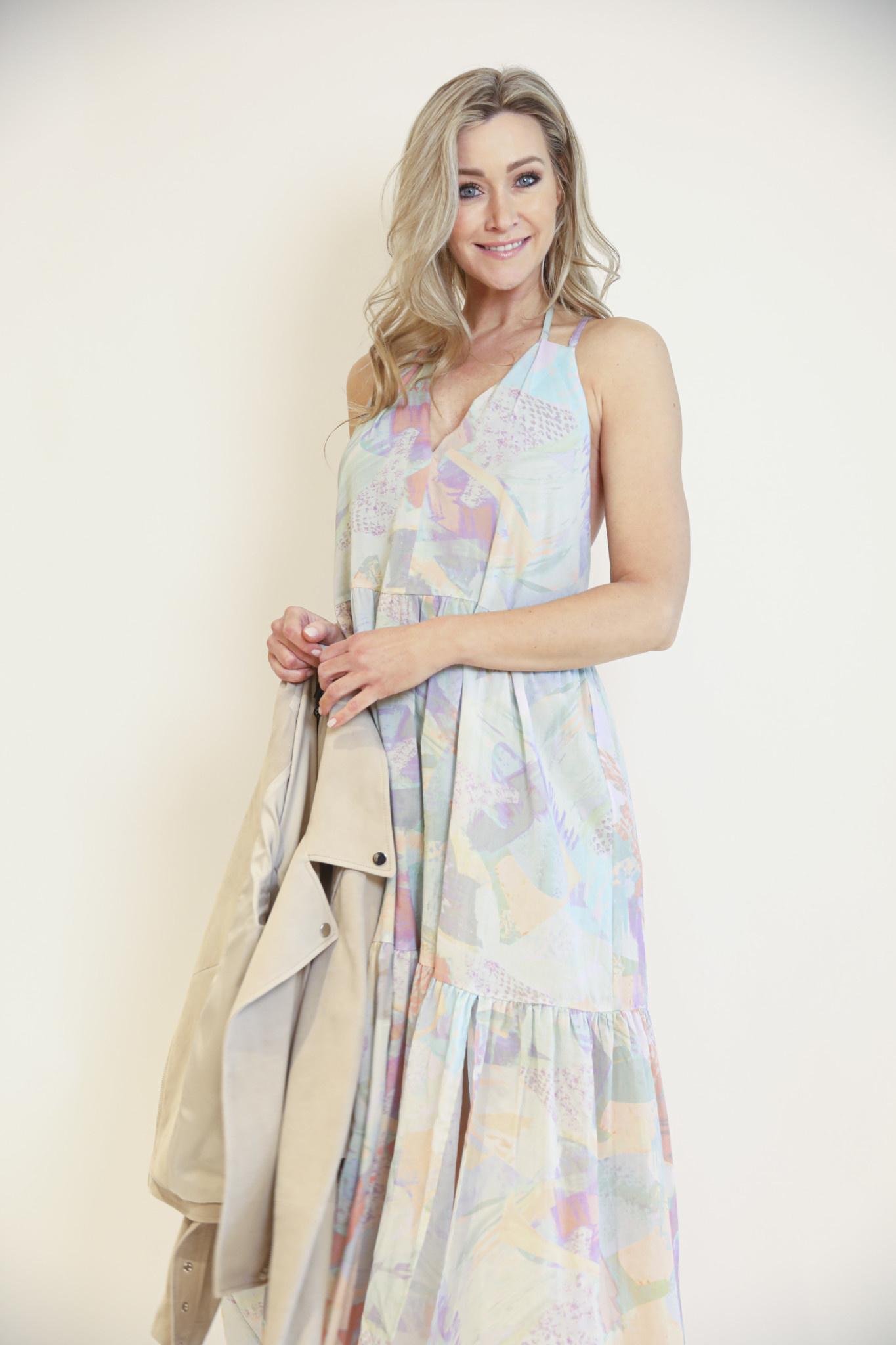 Mauge dress Iro-2