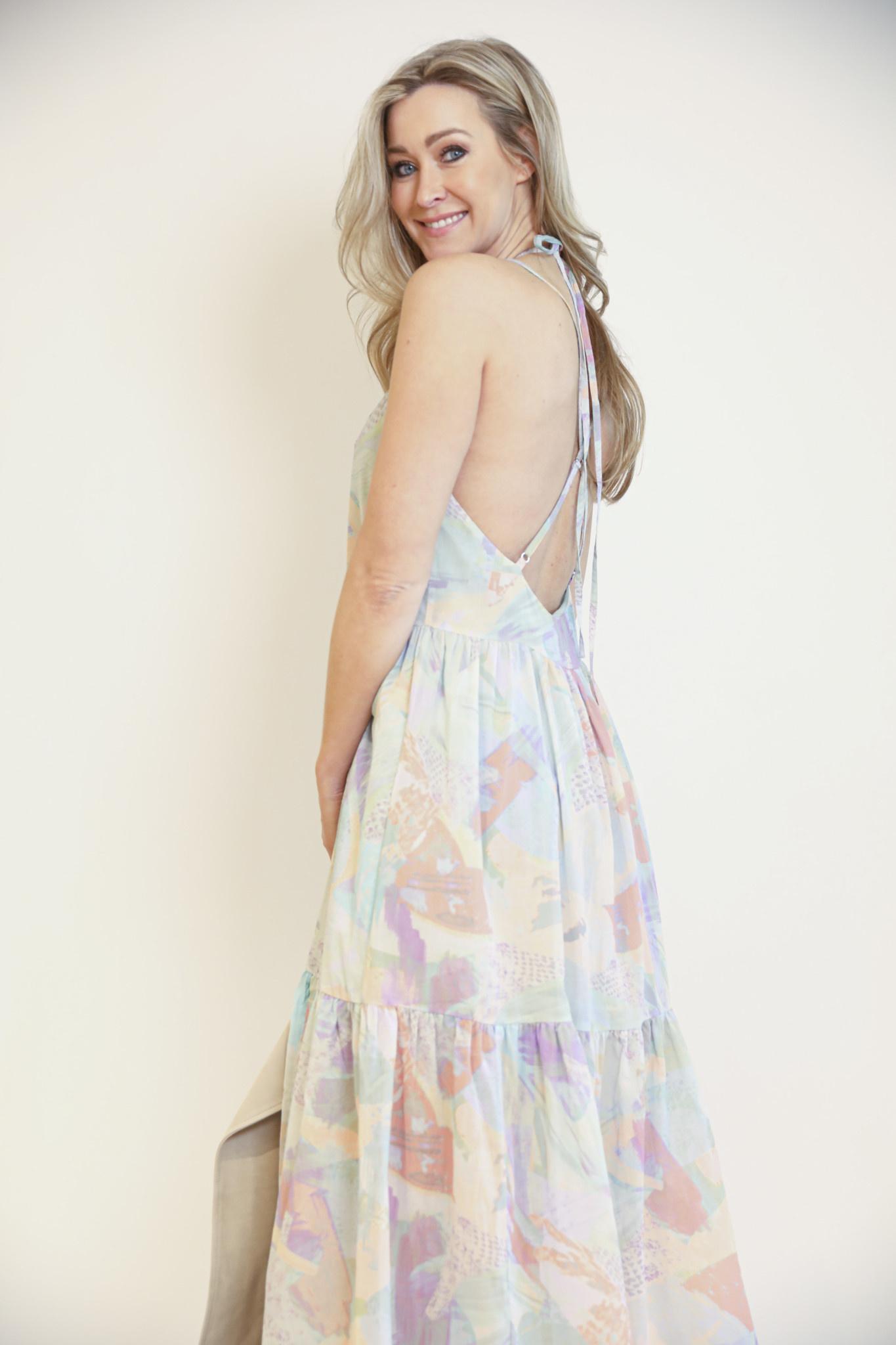 Mauge dress Iro-3