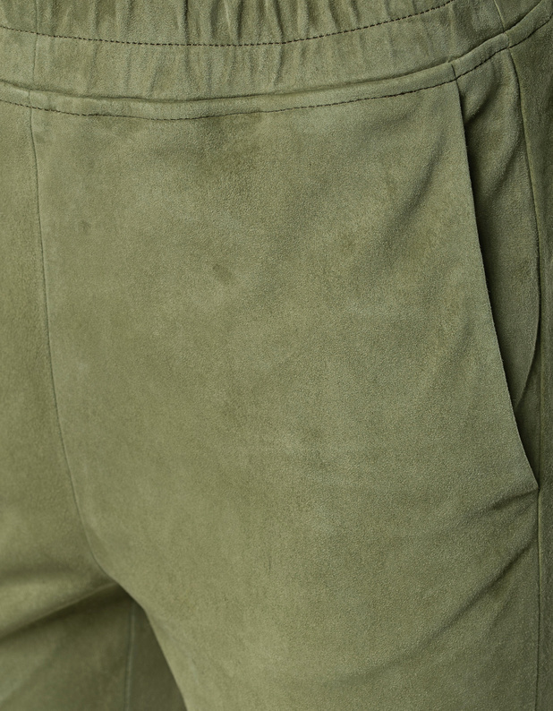 provence stretch suede pants Arma-4