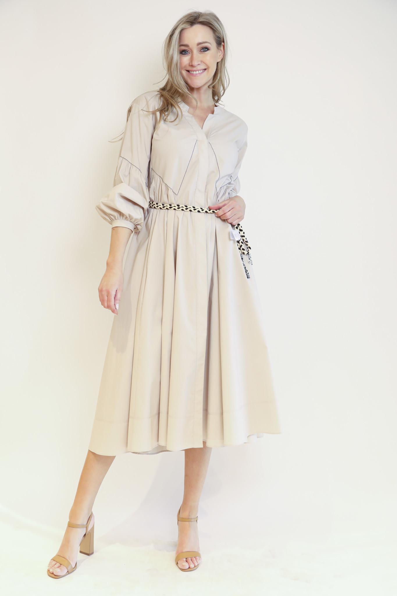 Popeline power dress dorothee schumacher-3
