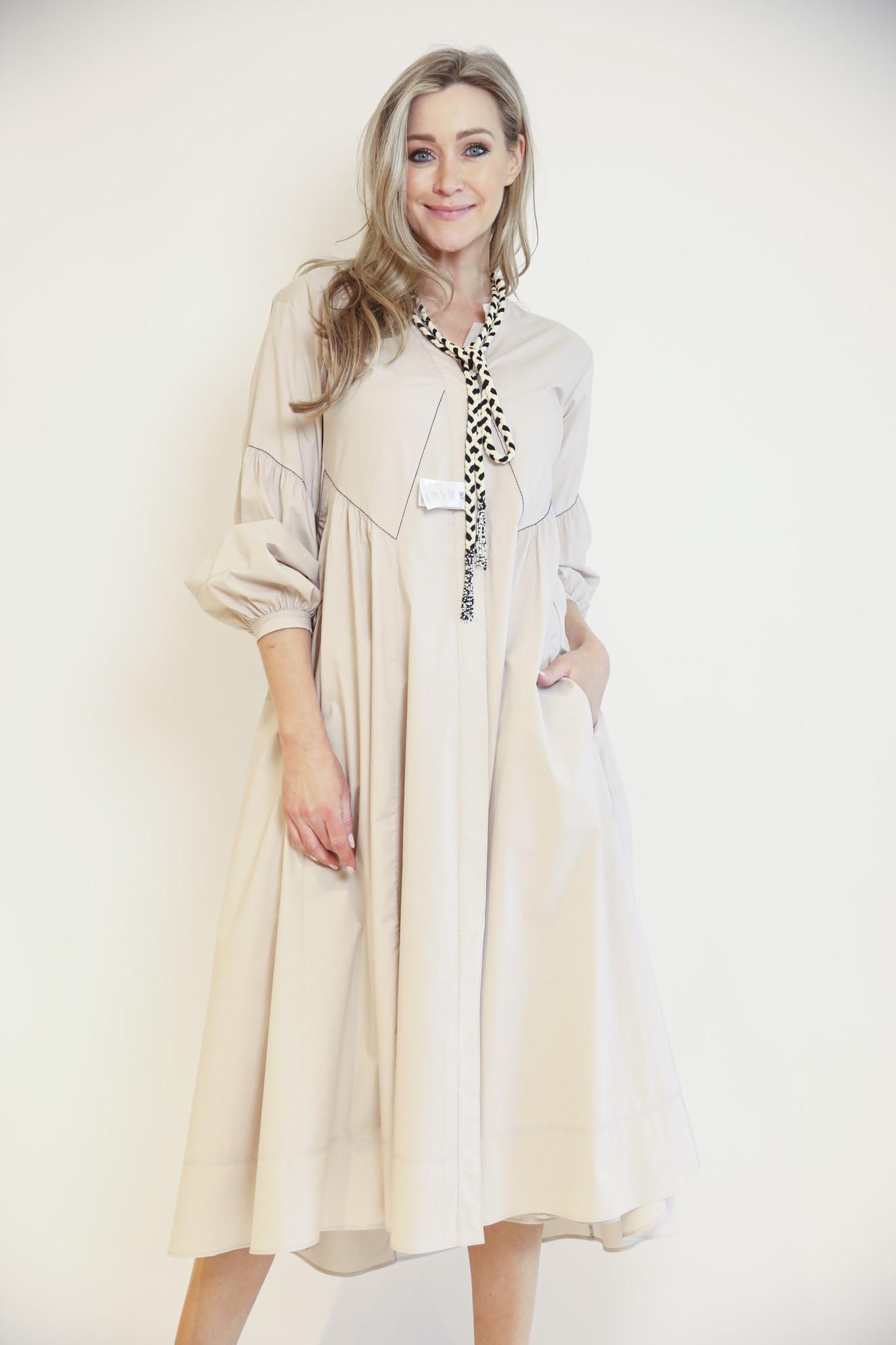 Popeline power dress dorothee schumacher-1