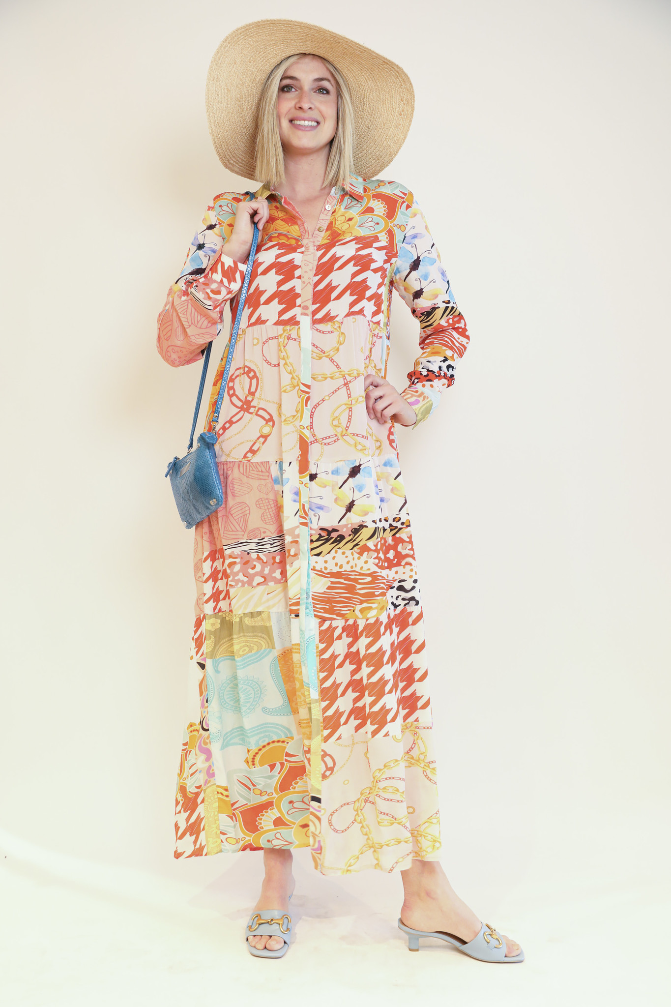 Ivy geanne dress Yess-2