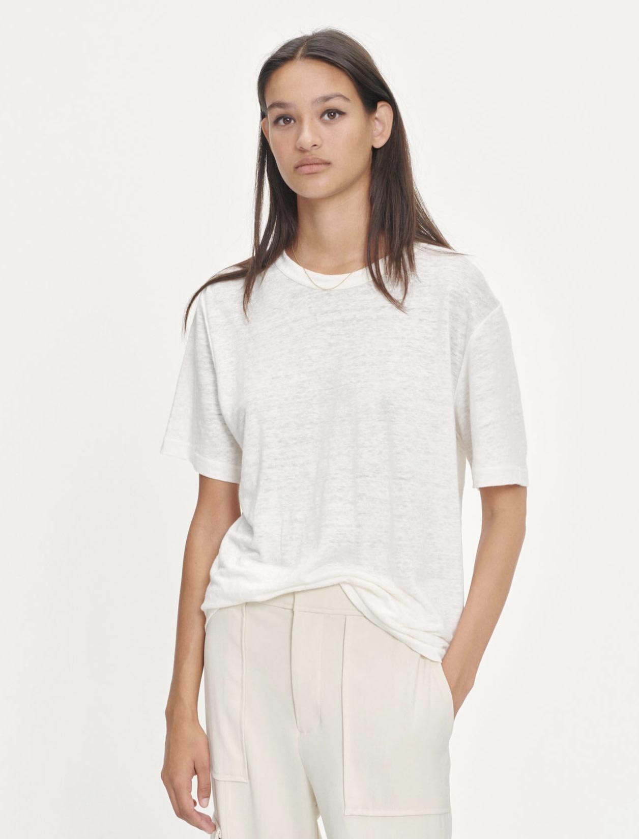 Doretta t-shirt Samsoe Samsoe-1