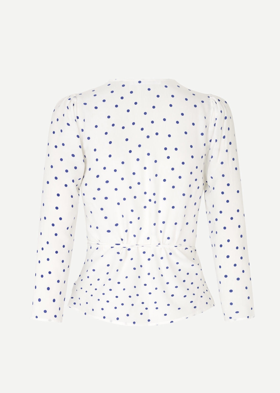 Britt wrap blouse Samsoe Samsoe-5