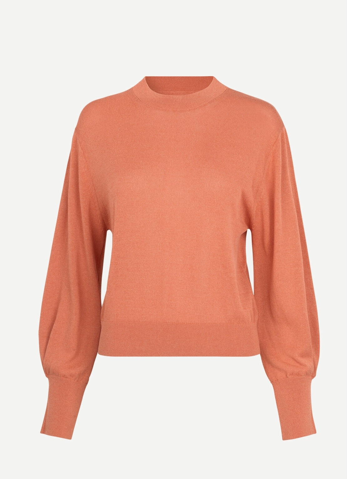 Dida mock sweater Samsoe Samsoe-1