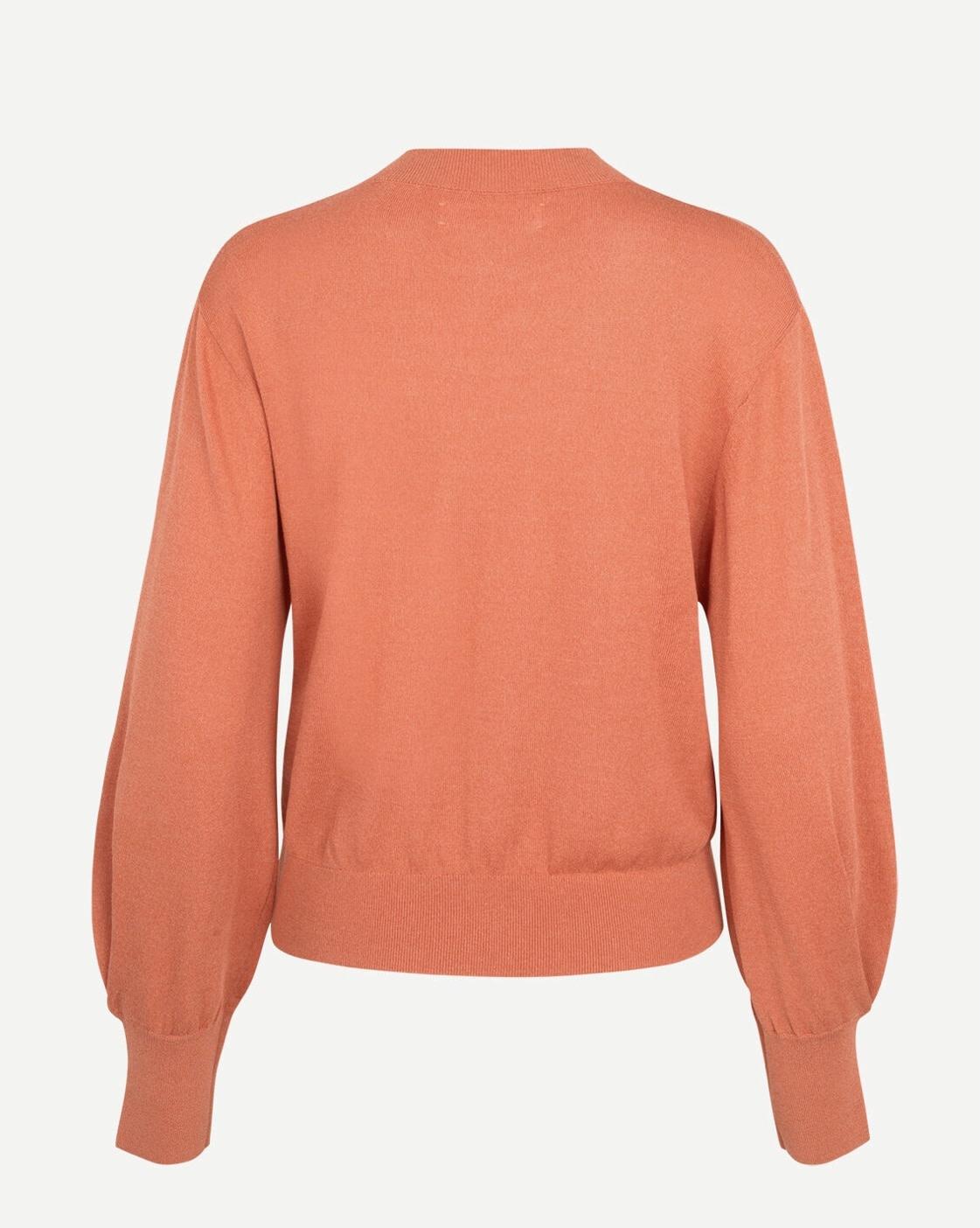 Dida mock sweater Samsoe Samsoe-2