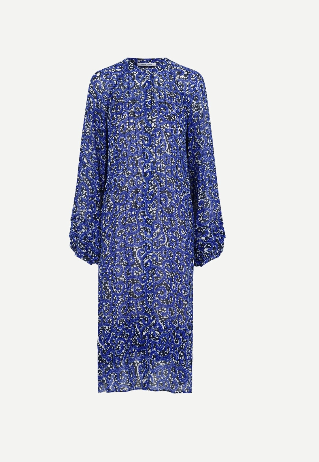 Elma Shirt dress aop Samsoe Samsoe-1