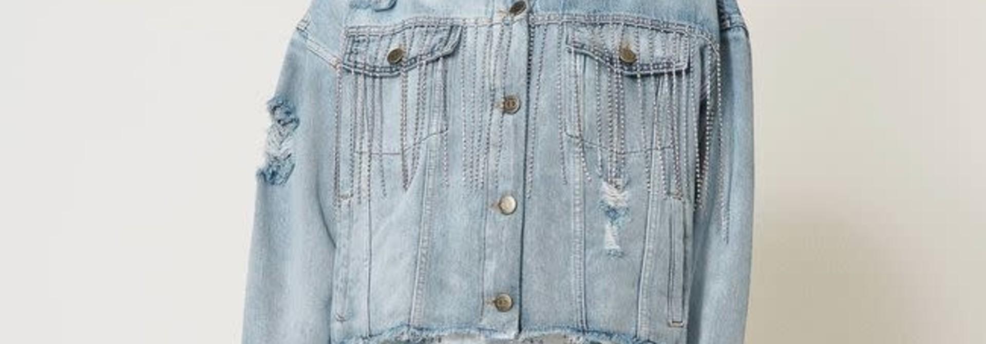 Jeansvest Twin-Set TT2380
