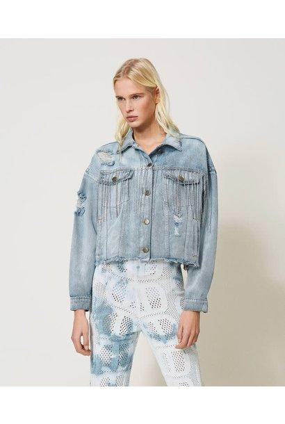 Jeansvest Twin-Set