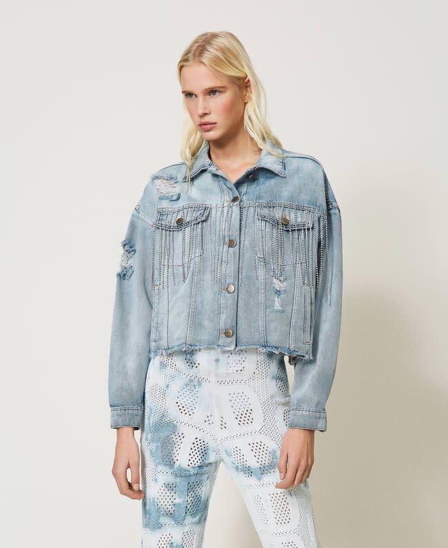 Jeansvest Twin-Set TT2380-1