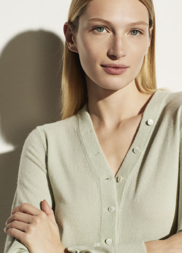 Butonned Cardigan Vince-5