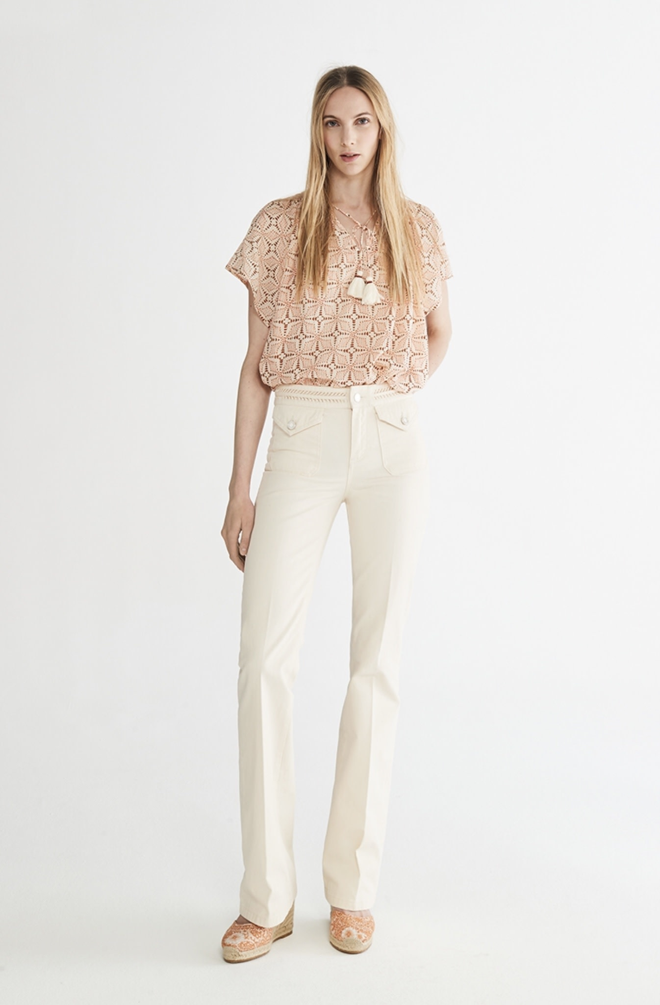 Lowell blouse Vanessa Bruno-1