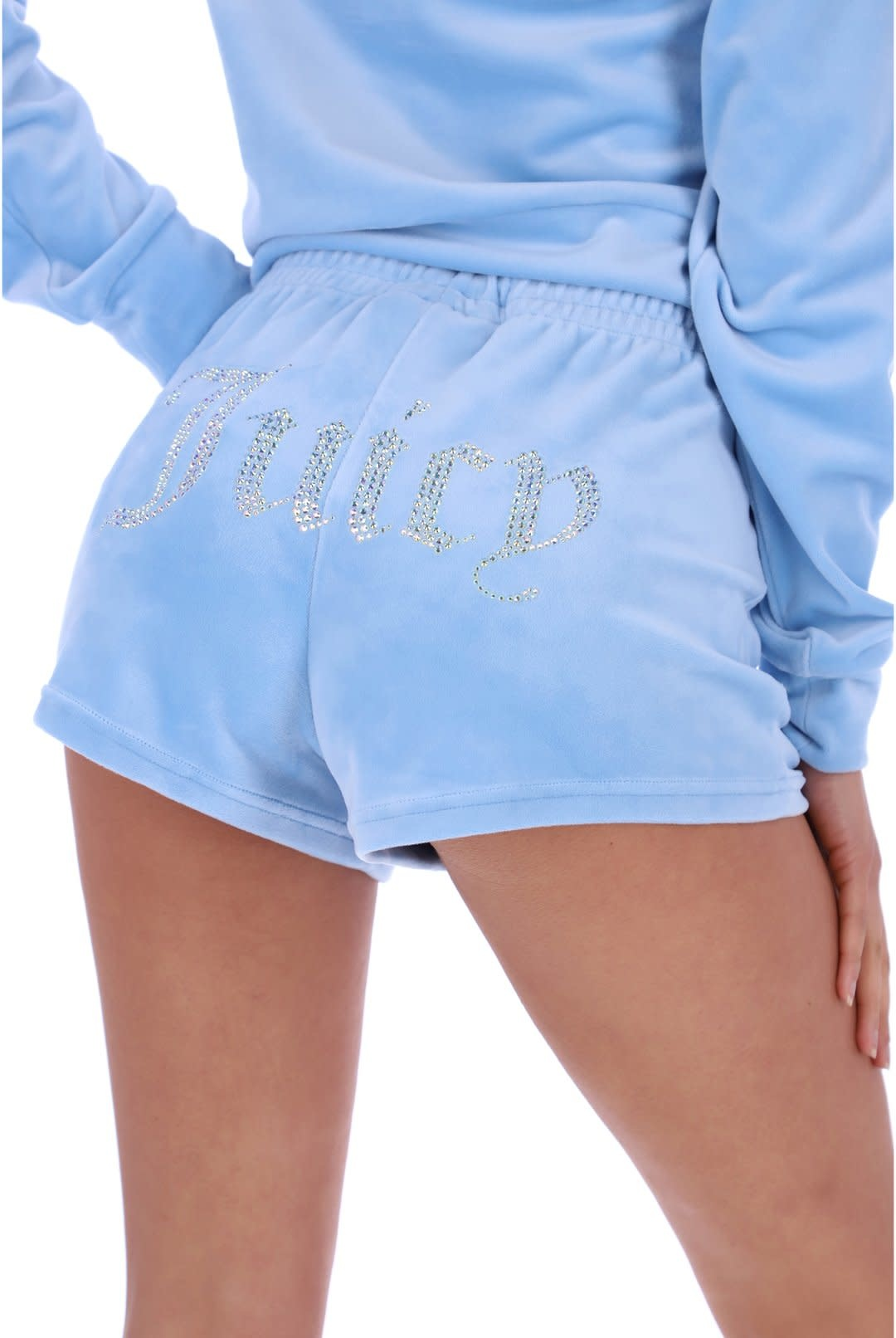 Tamia track shorts Juicy couture-1