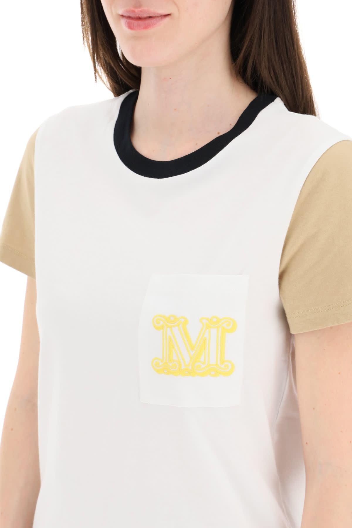 Diego T-shirt MaxMara-4