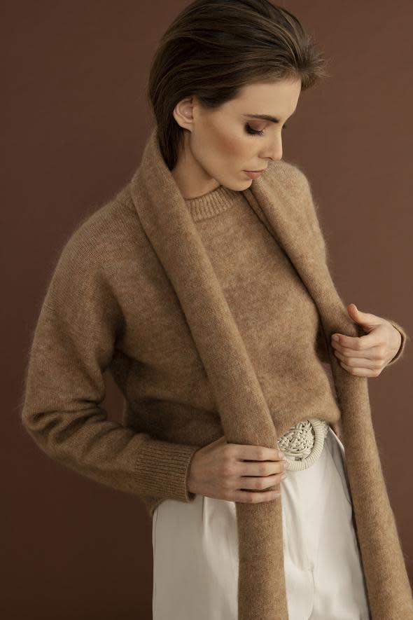 Chloe sweater Oscar the collection-5