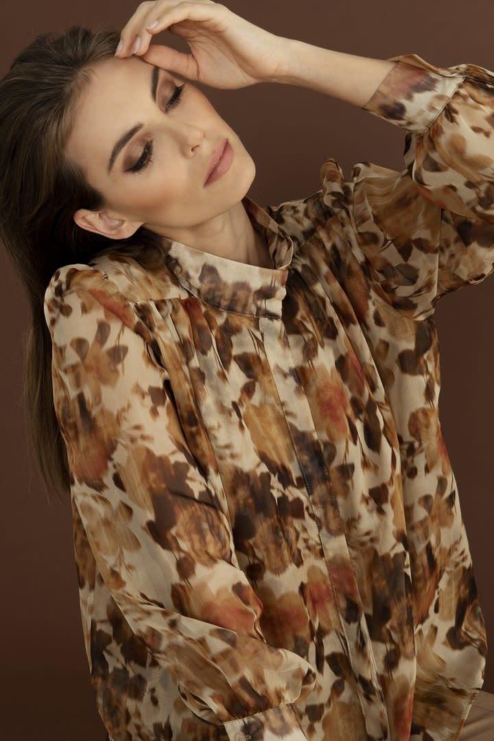 Trixie blouse Oscar the collection-1