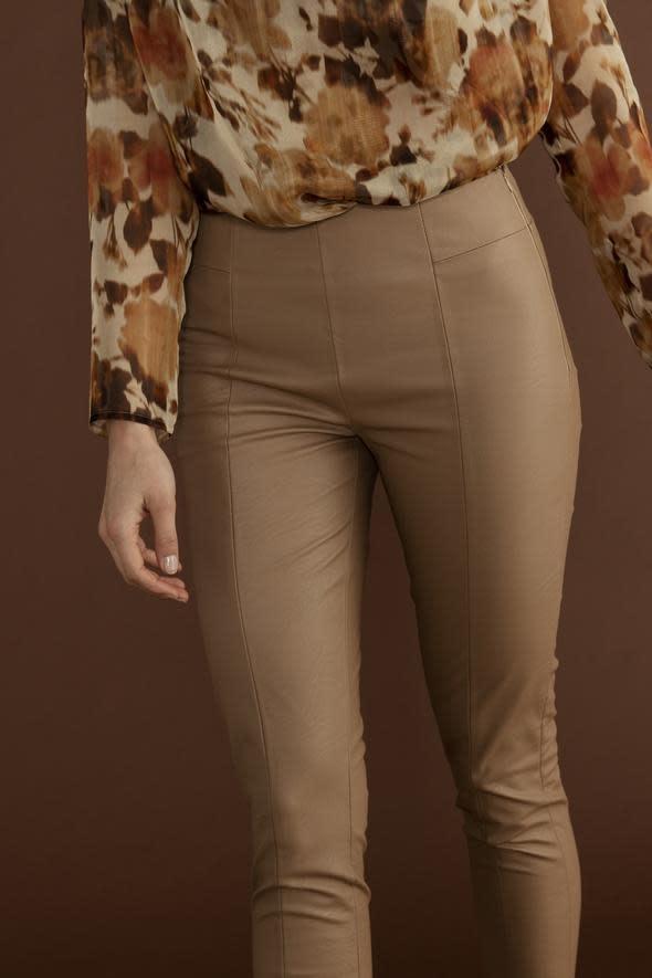 Pavillon eco leather pants OScar-2
