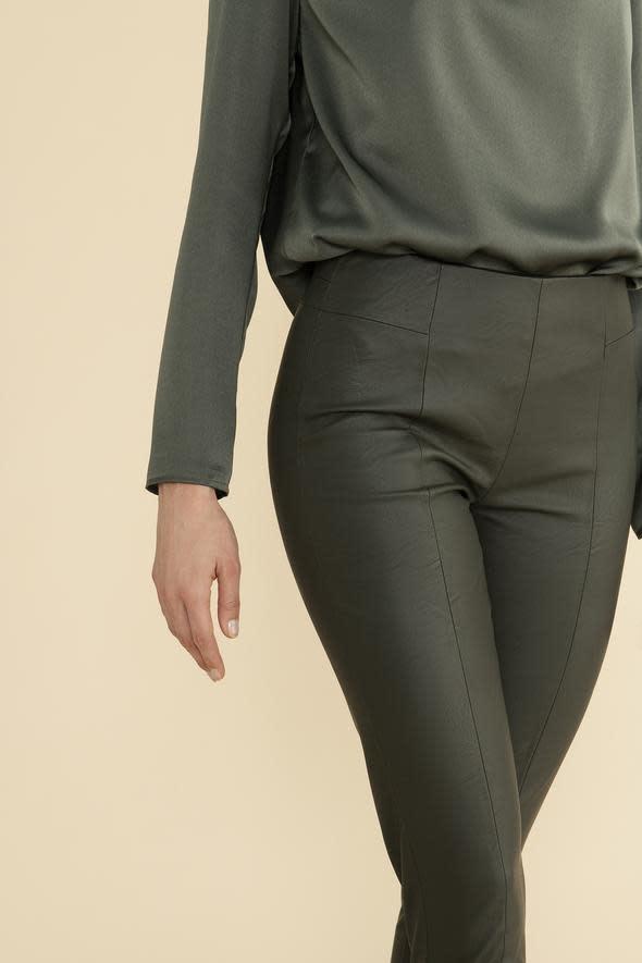 Pavillon eco leather pants OScar-4