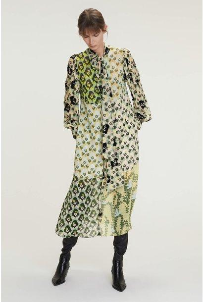 Flower patch long dress Dorothee Schumacher