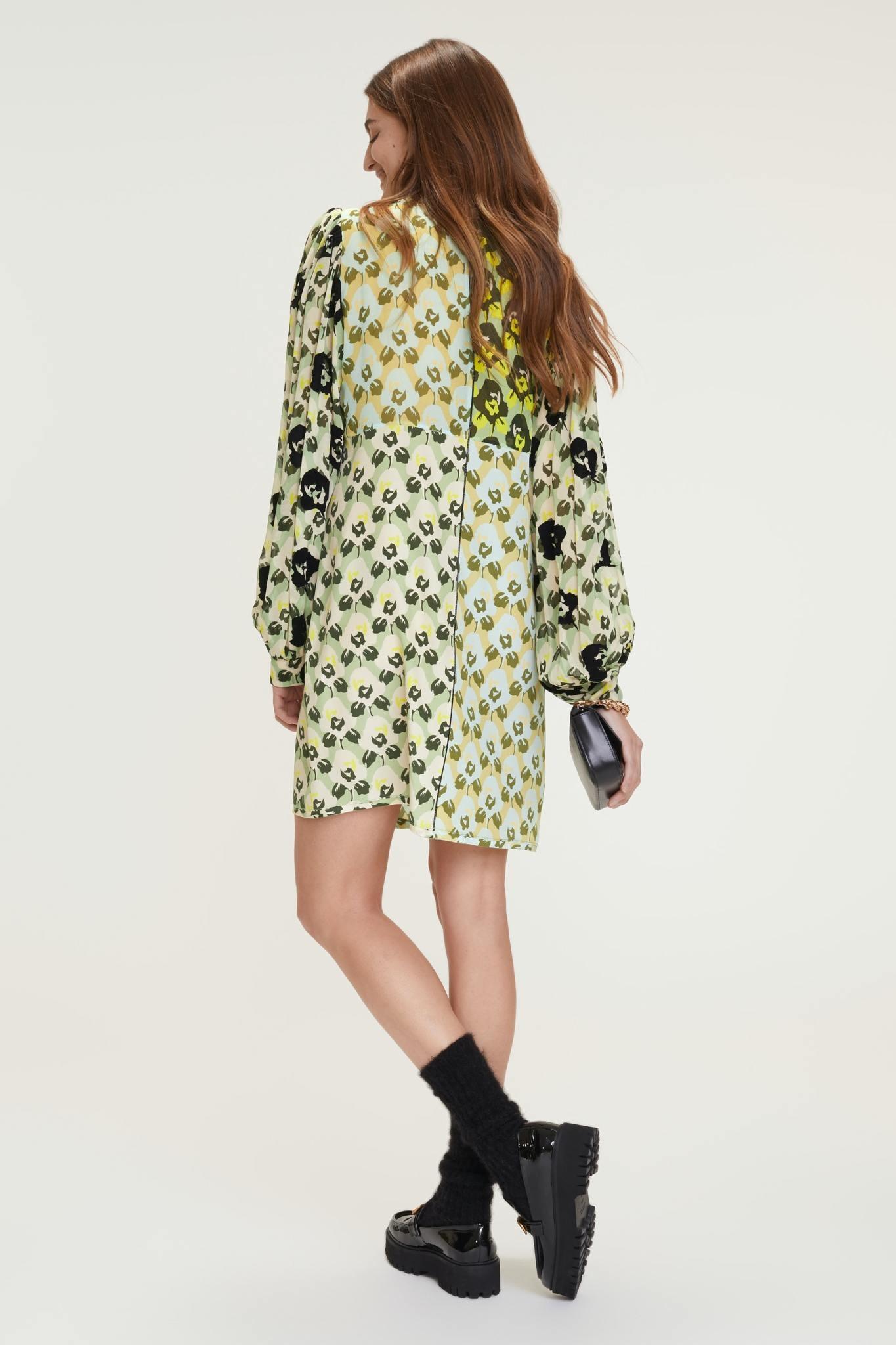 Flower patch dress Dorothee Schumacher-2