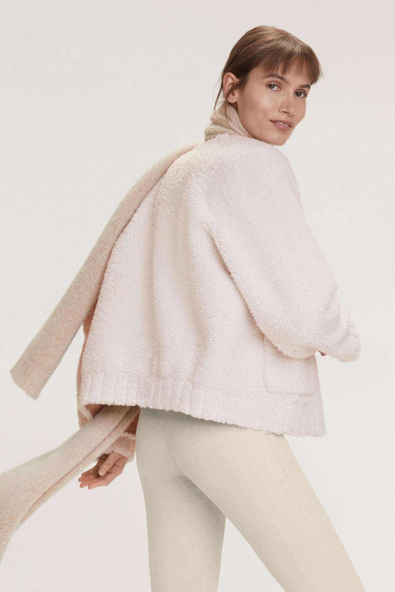 Twist On shearling jacket Dorothee Schumacher-2